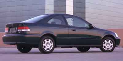 2000 Honda Civic Vehicle Photo in OKLAHOMA CITY, OK 73131