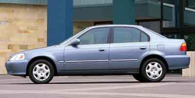 2000 Honda Civic Vehicle Photo in Hudsonville, MI 49426
