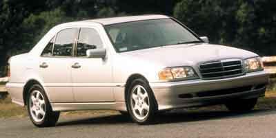 2000 Mercedes Benz C Class Vehicle Photo In Tacoma, WA 98444