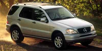 2000 Mercedes-Benz M-Class Vehicle Photo in Puyallup, WA 98371