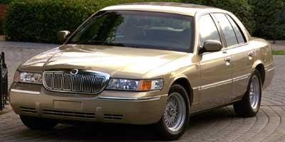 2000 Mercury Grand Marquis Vehicle Photo in Akron, OH 44312