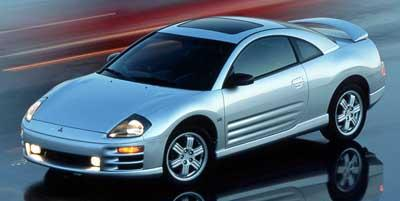 2000 Mitsubishi Eclipse Vehicle Photo in Janesville, WI 53545