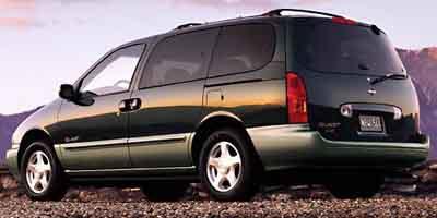 2000 Nissan Quest Vehicle Photo in Salem, VA 24153