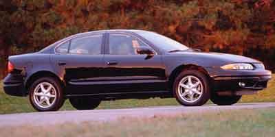 2000 Oldsmobile Alero Vehicle Photo in Akron, OH 44303