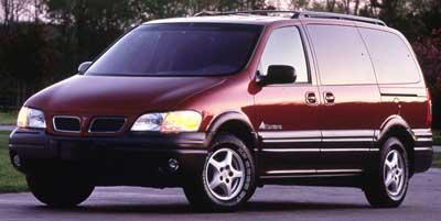 2000 Pontiac Montana Vehicle Photo in Westland, MI 48185