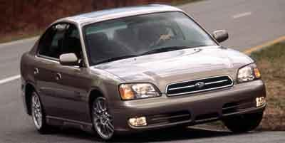 2000 Subaru Legacy Vehicle Photo in Redding, CA 96002
