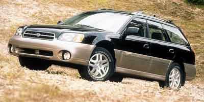 2000 Subaru Legacy Wagon Vehicle Photo in Anchorage, AK 99515