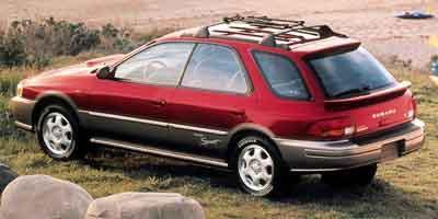 2000 Subaru Impreza Wagon Vehicle Photo in Akron, OH 44303