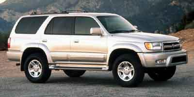 2000 Toyota 4Runner Vehicle Photo in Casper, WY 82609