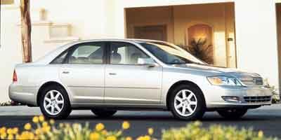 2000 Toyota Avalon Vehicle Photo in Richmond, VA 23231
