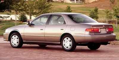 2000 Toyota Camry Vehicle Photo in Austin, TX 78759