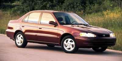 2000 Toyota Corolla Vehicle Photo in Ocala, FL 34474