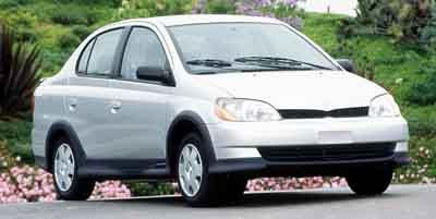 2000 Toyota Echo Vehicle Photo In Puyallup, WA 98371