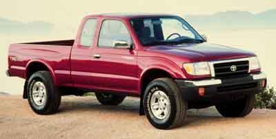 2000 Toyota Tacoma Vehicle Photo in Kansas City, MO 64118