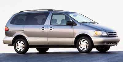 Pre-Owned 2000 Toyota Sienna