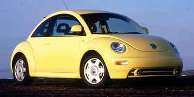 Pre-Owned 2000 Volkswagen New Beetle 2dr Cpe GLS TDI Manual