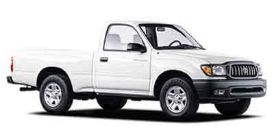 2001 Toyota Tacoma Vehicle Photo in Houston, TX 77090