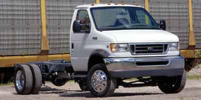 2001 Ford Econoline Commercial Cutaway Vehicle Photo in Joliet, IL 60435