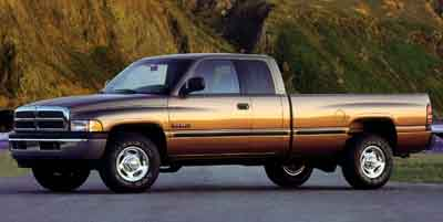 2001 Dodge Ram 2500 Vehicle Photo in Casper, WY 82609