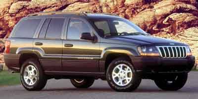 Pre-Owned 2001 Jeep Grand Cherokee 4dr Laredo 4WD