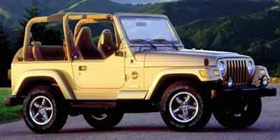 2001 Jeep Wrangler Vehicle Photo In Albion, MI 49224