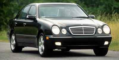 2001 Mercedes-Benz E-Class Vehicle Photo in Doylestown, PA 18902