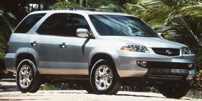 2001 Acura MDX Vehicle Photo in Colorado Springs, CO 80905