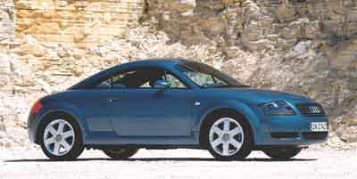 2001 Audi TT Vehicle Photo in Colorado Springs, CO 80905