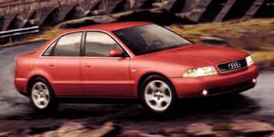 2001 Audi A4 Vehicle Photo in Colorado Springs, CO 80905