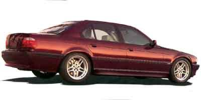 2001 BMW 740iL Vehicle Photo in Spokane, WA 99207