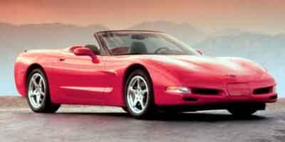 2001 Chevrolet Corvette Vehicle Photo in Bradenton, FL 34207