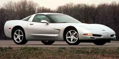 2001 Chevrolet Corvette Vehicle Photo in Emporia, VA 23847