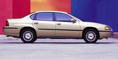 2001 Chevrolet Impala Vehicle Photo in Baton Rouge, LA 70806