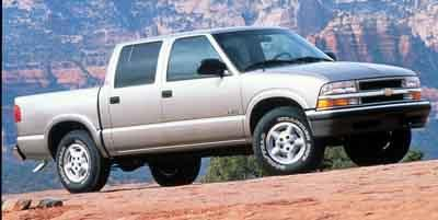 2001 Chevrolet S-10 Vehicle Photo in Anaheim, CA 92806