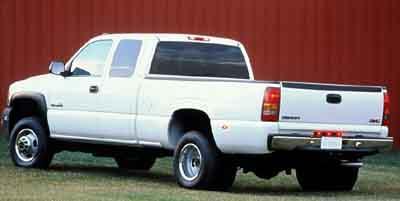 2001 Chevrolet Silverado 3500 Vehicle Photo in Danville, KY 40422