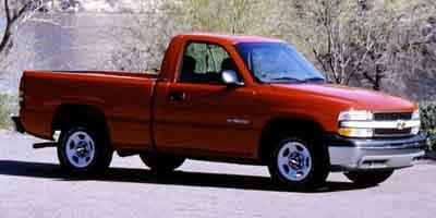 2001 Chevrolet Silverado 1500 Vehicle Photo in Tulsa, OK 74133