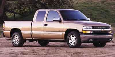 2001 Chevrolet Silverado 1500 Vehicle Photo in Houston, TX 77054
