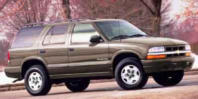 Pre-Owned 2001 Chevrolet Blazer 4dr LS