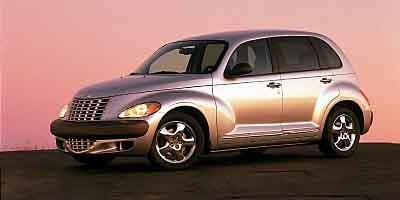 2001 Chrysler PT Cruiser Vehicle Photo in Burlington, WI 53105