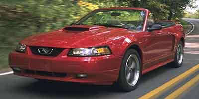 2001 Ford Mustang Vehicle Photo in Akron, OH 44303