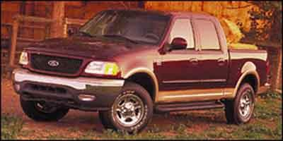 2001 Ford F-150 SuperCrew Vehicle Photo in Austin, TX 78759