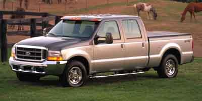 2001 Ford Super Duty F-250 Vehicle Photo in Bend, OR 97701