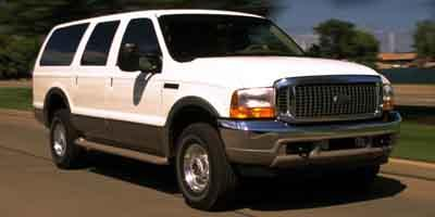 2001 Ford Excursion Vehicle Photo in Austin, TX 78759