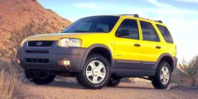 2001 Ford Escape Vehicle Photo in Grapevine, TX 76051