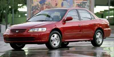 2001 Honda Accord Sedan Vehicle Photo in Richmond, VA 23237