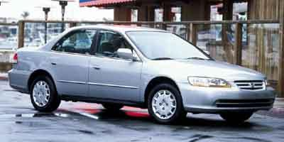 2001 Honda Accord Sedan Vehicle Photo in San Angelo, TX 76903