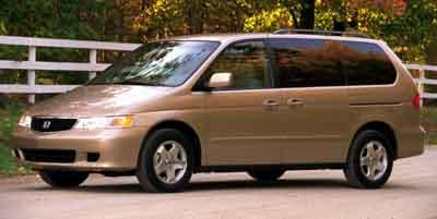 2001 Honda Odyssey Vehicle Photo in Long Island City, NY 11101