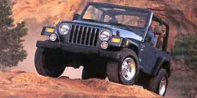 2001 Jeep Wrangler Vehicle Photo in Boonville, IN 47601