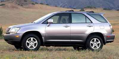 2001 Lexus RX 300 Vehicle Photo in Baton Rouge, LA 70806