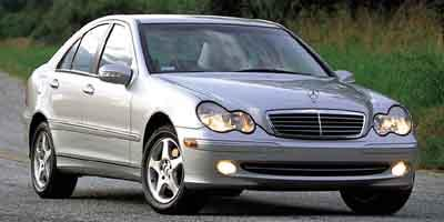 2001 Mercedes-Benz C-Class Vehicle Photo in Stafford, TX 77477